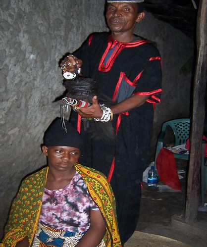 0558-01-10 A Traditional Healer Dr. Sume