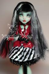 Dolls834 (Emerald_Fairy) Tags: monster high doll ooak
