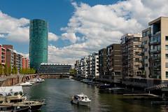 Frankfurt Westhafen (Quasebart ...thank you for 4 Million Views) Tags: city germany deutschland frankfurt westhafen ffm geripptes