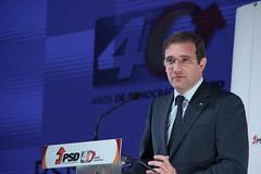 40 anos do PSD em Torres Vedras