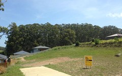 Lot 43 Mimiwali Drive Sawtell Ridge Estate, Bonville NSW