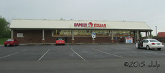 Family Dollar -- Lancaster, Kentucky (xandai) Tags: family retail shopping kentucky ky dollar familydollar