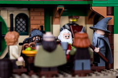 Who Stole My Cornflakes? (www.bazpics.com) Tags: house dinner bag table grey lego journey angry gandalf end cave shire hobbit unexpected bilbo baggins annoyed thorin thehobbit balin bofur bifur bombur oakenshield dwalin