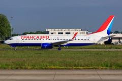 Transaero Airlines B737-8 EI-RUR