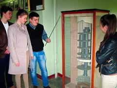 Организация учебного процесса с помощью обучающих стендов кафедры РМПИ ДонНТУ