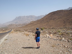 Hajar Mountains!