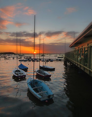 North haven. (cobby31 .) Tags: sunset poole pooleharbour sunsetcolours northhavenyachtclub cobby31 may2015