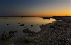 crepsculo (bit ramone) Tags: crepsculo dusk twilight atardecer sunset sicilia italia italy boat sea mar meditrraneo bitramone pentax k5
