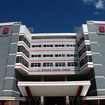 Carter-Finley Stadium, Vaughan Towers; 2005