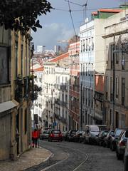 Street of Lisboa