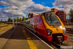 ChesterRailStation2016.09.22-22 (Robert Mann MA Photography) Tags: chesterrailstation chesterstation chester cheshire chestercitycentre trainstation station trainstations railstation railstations arrivatrainswales class175 class150 virgintrains class221 supervoyager class221supervoyager merseyrail class507 city cities citycentre architecture nightscape nightscapes 2016 autumn thursday 22ndseptember2016 trains train railway railways railwaystation