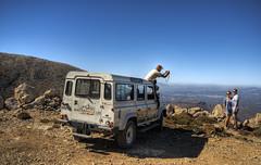 SafariClub Crete (neilalderney123) Tags: 2016neilhoward greece crete safariclub mountains landscape travel landrover