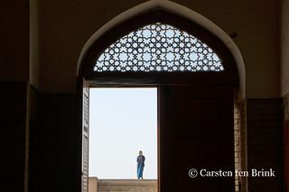 Merv:  Sultan Sanjar mausoleum