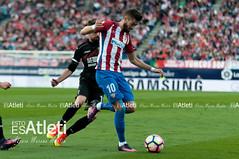 Atltico de Madrid (7-1) Granada (Esto es Atleti) Tags: temporada201617 atleti atleticodemadrid goleadora granada hattrickcarrasco jornada8 vicentecalderon diadelaspeas carrasco