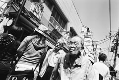 Yanaka, Tokyo (fabiolug) Tags: man glasses hat yanaka people street streetphotography tokyo japan japanese asia leicamp leica mp rangefinder film filmphotography believeinfilm blackandwhite blackwhite bw kodaktrix400 trix400 kodak trix kodaktrix leicaelmarit28mmf28asph elmarit28mmf28asph elmarit28mm leicaelmarit28mm 28mm elmarit leicaelmarit wide wideangle
