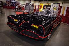 Batmobile 1966 (Greg Larro Photography) Tags: batman 1966 66 adam west burt ward dc comics batmobile batcycle batcopter robin