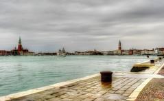 Venezia d'Inverno (giannipiras555) Tags: venezia panorama landscape chiese campanile