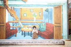 2016-10-31-12h36m50 (LittleBunny Chiu) Tags: 壁畫 台中 東海大學 西屯區 thu