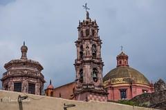San Miguel de Allende (Luis Lucka) Tags: sanmigueldeallende cpula iglesia guanajuato torre