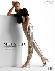 Metallic_-EkinCanBayrakdar_HUFMag_01 (Ekin Can Bayrakdar Photography) Tags: fashion editorial magazine vogue stylist lenis model ekincanbayrakdar lookbook tokyo london england night out modelling