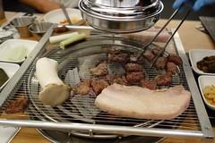 Korean BBQ (pelican) Tags: dscrx100 korea seoul bbq