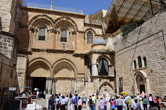 Church of the Holy Sepulchre, Christian Quarter, Old City of Jerusalem (R-Gasman) Tags: travel churchoftheholysepulchre christianquarter oldcityofjerusalem israel