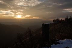 161115_Plesch_058 (Rainer Spath) Tags: österreich austria autriche steiermark styria grazumgebung grazerbergland plesch pleschwirt sunset snow dämmerung schnee