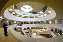 UK - Oxford - University of Oxford - Blavatnik School Interior 05_DSC2690 (Darrell Godliman) Tags: ukoxforduniversityofoxfordblavatnikschoolinterior05dsc2690 atrium attrium concrete herzogdemeuron herzoganddemeuron blavatnikschoolofgovernment blavatnik schoolofgovernment radcliffeobservatoryquarter roq universityofoxford oxforduniversity oxford oxfordshire oxon contemporaryarchitecture modernarchitecture architecture building college design ©dgodliman darrellgodliman wwwdgphotoscouk dgphotos allrightsreserved copyright travel tourism europe eu britishisles unitedkingdom uk greatbritain gb britain england omot flickrelite instantfave nikond7200 nikon d7200 travelphotographer travelphotography architecturalphotography fisheye 8mm