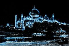 India - Uttar Pradesh - Agra - Taj Mahal - 101b (asienman) Tags: asienman indien agra mahal taj mughal architecture tajmahal asienmanphotography asienmanphotoart unescoworldheritagesite mughalarchitecture muslimart