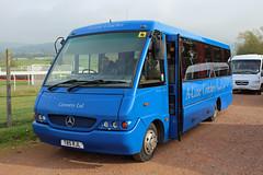 A-Line, Coventry T85 RJL, Mercedes Vario in Cheltenham (majorcatransport) Tags: westernmidlandsbuses alinecoventry mercedesbenz mercedesvario cheltenham