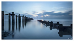 L1003701 (robert.french57) Tags: d42 east beach coast sea shoeburyness essex uk morning sunrise bob robert french 57 leica m 240 24mm lens lee filters