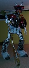 Satyr Draconian Order Marsyas Pan Cernunnos (Wooohooohooo Rudy May Becerra) Tags: satyr pan stag draconian order marsyas cernunnos ancient forest god fertility horse goat mythical myth belief paganism hellenic polytheism demigod spirits horns antlers feathers