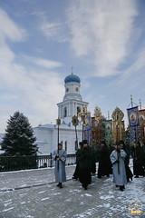 19. Arrival of Sanctities at Lavra / Прибытие святынь в Лавру 01.12.2016