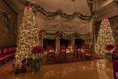 5D4_5029 (RjayP Photography) Tags: biltmore estate christmas tree xmas asheville northcarolina mansion