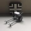 3,7cm Pak 36 (-PanzerGrenadier1-) Tags: lego ww2 pak 36 anti tank gun