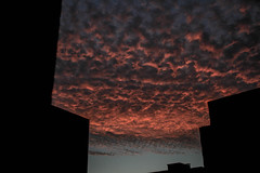 (C-47) Tags: sky clouds city shadows shapes