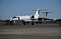 JASDF 75-3252, Gulfstream Aerospace U-4 at Iruma, RJTJ (tokyo70) Tags: japan travel tour jasdf u4