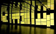 Stphane Querrec, La Complainte, 2016 (Retis) Tags: mosaiquepda mosaque mosaic mosaiquedcrans screen artpublic art montreal montral mtlenarts placedesarts stphannequerrec querrec qubec lacomplainte espaceculturelgeorgesmilelapalme yellow jaune cc creative commons