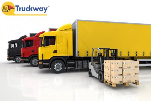 online truck booking  Full Load  logistics service provider: Truckway