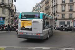 2008-2013 Irisbus Citelis 18 #1678 (busdude) Tags: ratp group rgie autonome des transports parisiens irisbus citelis 18 rgieautonomedestransportsparisiens ratpgroup stif syndicat dledefrance syndicatdestransportsdledefrance