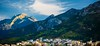 Le haut Tétouan - Maroc (Bouhsina Photography) Tags: tétouan torreta maroc morocco bouhsina bouhsinaphotogrphy canon 5diii ef70200 couleur brillant 2016 ciel nuage lumière light panorama vue view paysage