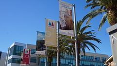 Newcastle, NSW (0pt1Xx) Tags: honeysuckle flags newcastle nsw australia beach citylife museum cbd