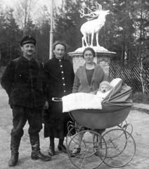 Pelzmühlenhirsch 1926 (mitue) Tags: rabenstein chemnitz pelzmühle christa