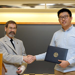 Associate Professor Robert Wickesberg, Ziang Xiao Social-Personality Division: Harry Triandis Award