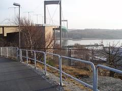 lvsborgsbron, Gteborg, 2008 (4) (biketommy999) Tags: gteborg 2008 biketommy biketommy999 sverige sweden lvsborgsbron bro bridge hisingen