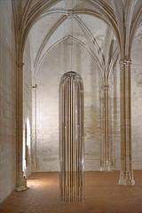 Tarik Kiswanson au Collge des Bernardins (Paris) (dalbera) Tags: paris france dalbera collgedesbernardins sacristie