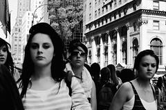 311E (Davide Filippini ) Tags: nyc newyorkcity girls people blackandwhite bw usa ny newyork monochrome america blackwhite pessoas women unitedstates gente noiretblanc manhattan unitedstatesofamerica bn menschen personas persone donne trumptower personnes filles biancoenero femmes    ragazze midtownmanhattan  statiuniti    negroyblanco     statiunitidamerica davidefilippini  worldtrekker   5 nikkorafsdx35mmf18g nikond5000