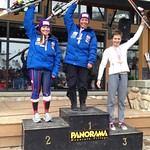 Top 3 J1 women Panorama Miele Cup SG 6.4.2012
