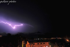 Lightning 2 (gustavobaszynski) Tags: storm chuva bolt strike lightning ilhabela tempestade raio
