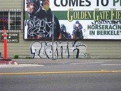 PLANK (oh'yea..BIG`TIME!) Tags: california graffiti oakland bay area plank 2012 ngh